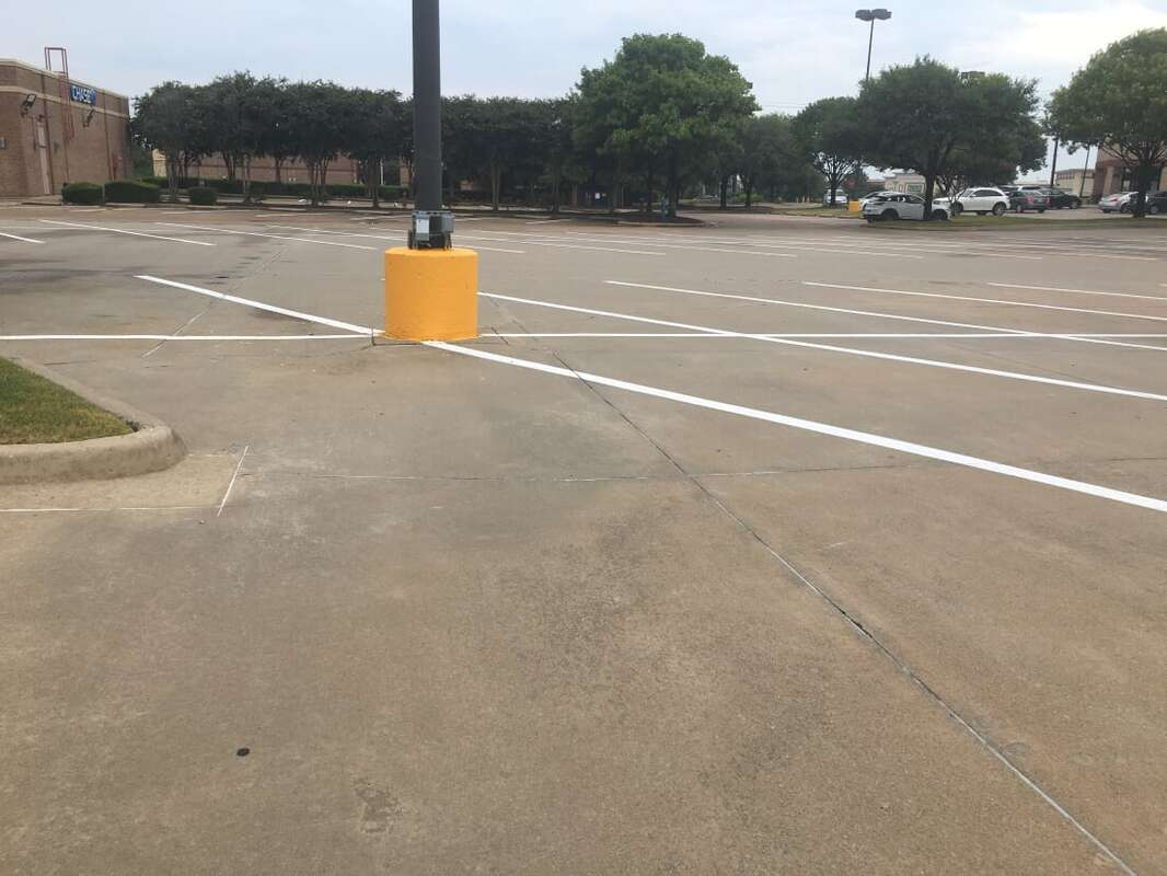 Piperton, Tennessee Parking Lot Line Striping Services